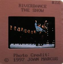 RIVERDANCE Irish music and dance theatrical production show  ORIGINAL SLIDE 2
