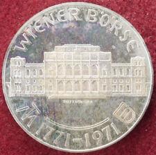 Austria 25 Schilling 1971 (E1001)