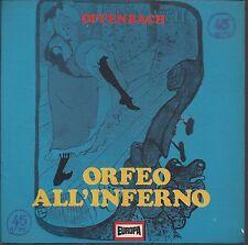 ORFEO ALL'INFERNO ouverture - OFFENBACH -- Orch. Filarmonica di Londra, H. Stein