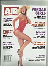 Air Brush Magazine Feb 2001 Vargas Girls Still sealed New