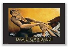 ART PRINT Afternoon Sounds David Garibaldi