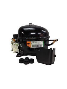 EMT6144GK COMPRESSOR REF R404A MED TEMP 3.97 DISP 518W@-5°C 1/4HP 240V 50HZ MBP