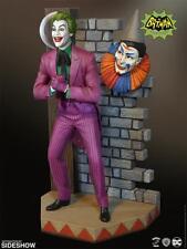 Joker Maquette Tweeterhead Statue DC Batman 1966 TV Cesar Romero - Free Shipping