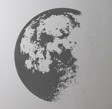 Grey Moon Wall Decal - Restoration Hardware Baby and Child - New/Unopened