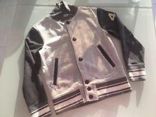 Gap Gris Varsity Jacket XL 12