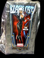 Bowen Designs Marvel Comics Black Cat Statue with 'Gems'  New From 2010 Sealed