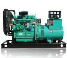 Military Power Diesel Generator 30kw Alternator House Power 3 Phase Outage Kit