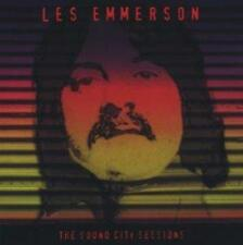 LES EMMERSON - THE SOUND CITY SESSIONS (New Sealed) CD Five Man Electrical Band