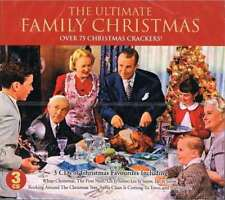 The Ultimate Family Christmas 3 CDs of Christmas Crackers Various artists