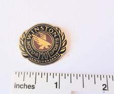 Lapel PINs - Winston Motor Sports - 20th  Anniversary