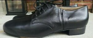 Male La Duca, Soft Sole Dance Shoes Made in Italy; LaDuca, approx US 11 need cm