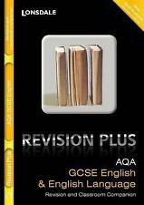 Lonsdale GCSE Revision Plus - AQA English and English Language: Revision and Cla
