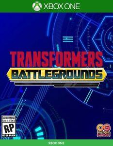 Transformers: Battlegrounds - Microsoft Xbox One