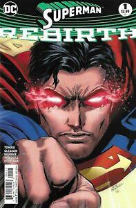 Superman AND BATMAN Rebirth Comic 1 Cover F Third Print