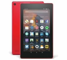 NEW ✔ Amazon FIRE HD 8 Alexa (2017) | 8 Inch Tablet | 16GB | BLACK/BLUE/RED