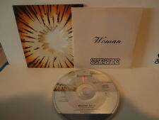 "scorpions""woman""cds.or.FRANCE.mercury:1796.de 1993 promo ultra rare"