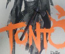 1/6 Hot Toys The Lone Ranger Tonto MMS217 Axe #1 *US Seller*