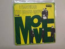 "MOVE: I Can Hear The Grass Grow-Wave The Flag & Stop The Rain-Italy 7"" Deram PSL"