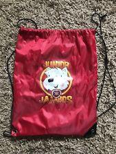 Heart of Midlothian Kids Junior Jambos Drawstring Backpack Rucksack Gym Bag