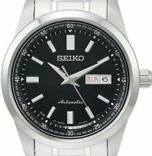 Seiko Men's Black Watch - SARV003