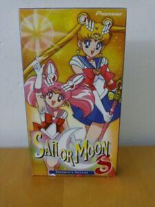 Sailor Moon S - TV Series Vol. 9: Hotaru's Secret (VHS, 2001, Dubbed ; Edited)