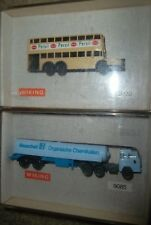 N Scale Wiking Trucks