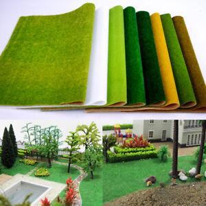 20/50cm Artificial Grass Layout Lawn Landscape Grass Mat Layout Lawn Decoration