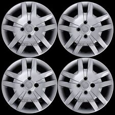 "4 for Nissan Sentra 2007-2012 Bolt On 16"" Wheel Covers Hub Caps Full Rim Skins"