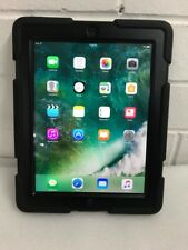 "Apple iPad A-1458 4th Gen 9.7"" Black Retina Display 16GB Black Tablet Wifi Only"