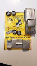 """KIT METAL MINI AUTO N°47 1/43 """" FERRARI 250 GT 1957 """""""