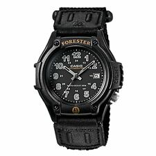 Casio FT-500WC-1BVER Black Forester Analogue Watch New