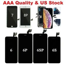 LCD Screen Digitizer Touch Assembly Replacement Kit For iPhone 6 6s 7 8 Plus LOT