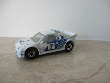 altes MATCHBOX FORD RS 200 von 1986 TOP MADE IN CHINA