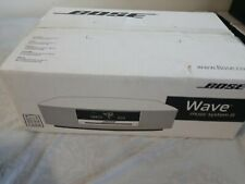 Bose Wave Music System III W/Touch Panel Cd Player AM/FM Radio Bose Sound