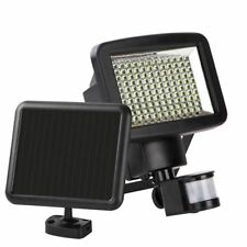 120 LED Solar Sensor Light Outdoor Security Floodlights Garden Motion Detector