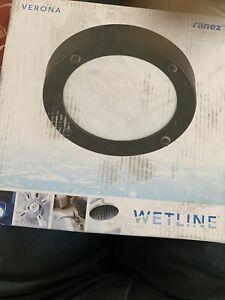 Ranex Wetline 3000 Verona Bathroom Ceiling Light Waterproof Shower Wall 3000.050