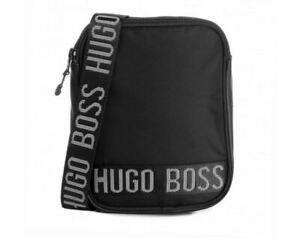Sale Hugo Boss J20H45 09B Messenger Bag Black
