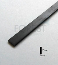 Guitar Binding material black ABS plastic 7 x 1mm