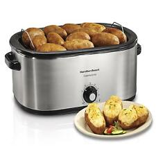 Turkey Roaster Oven 28 Lb 22Quart