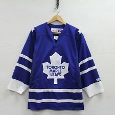 Vintage Toronto Maple Leafs CCM Jersey Mens Small NHL Hockey