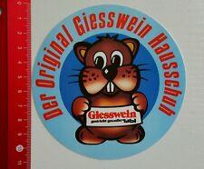Aufkleber/Sticker: Giesswein Hausschuh - Tirol (100816135)