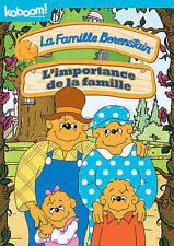 Famille Berenstain L Importance De La F  DVD NEW