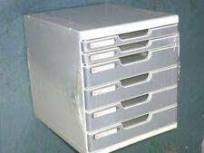 Orgnizer desktop organiser A4 multiform filling cabinet document cabine tray box