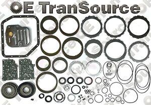 U340 / U341 Toyota / Scion / Pontiac Master Overhaul Kit w/Steels and Pistons