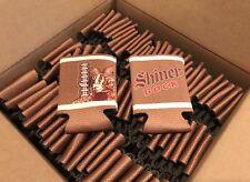 Individual Shiner Bock Beer Koozie BRAND NEW Football Ram Texas Craft Beer Lager