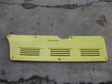 Daihatsu Cuore IV + V L5 L501 (95-98) : Abdeckblech für Heckklappe gelb 541