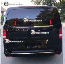 Mercedes Vito W447 Baguette de coffre Chrome 3M  Hayon supérieur Tuning