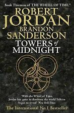 Towers of Midnight by Robert Jordan, Brandon Sanderson (Hardback, 2010)