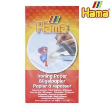 Hama Beads Ironing Paper 4 sheet pack