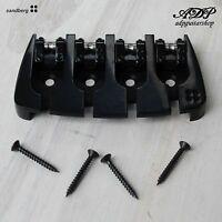 Cordier / Chevalet Basse Sandberg Noir Bass Bridge 4 strings Black SB4B